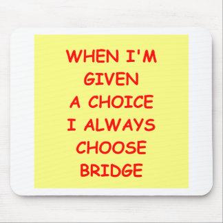 dupl cate bridge mouse pads