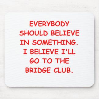 dupl cate bridge mouse pad