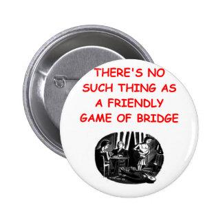 duplicate bridge 2 inch round button