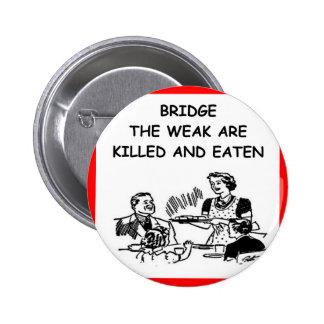 duplicate bridge pin