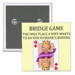 duplicate bridge game player buttons
