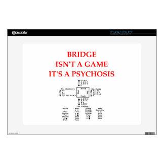 duplicate bridge laptop decal