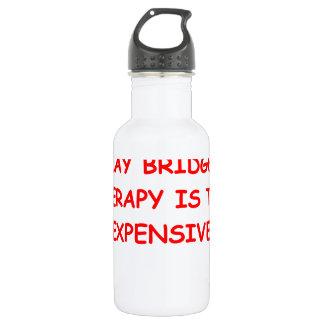 duplicate bridge 18oz water bottle