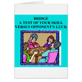 duplicate bridge player design card