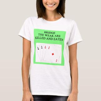 duplicate bridge player T-Shirt