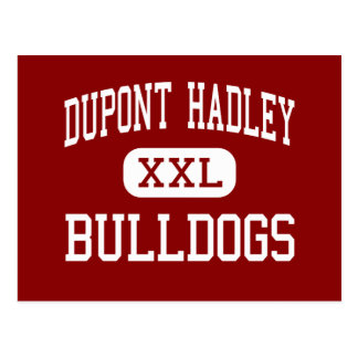 Dupont Hadley - Bulldogs - Middle - Old Hickory Postcards