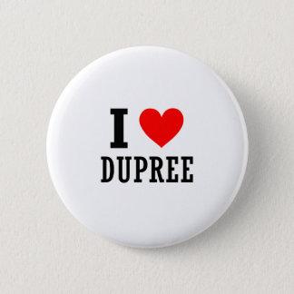 Dupree, Alabama Pinback Button
