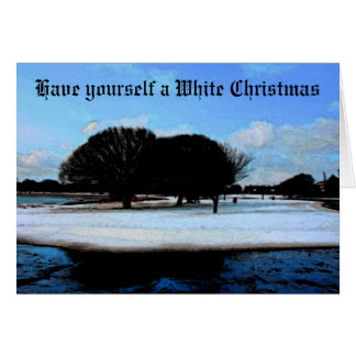 Dupree-park, Have yourself a White Christmas Card