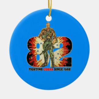 Duque 82 ornamento para arbol de navidad