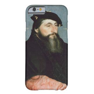 Duque Antón el bueno de Lorena (b.c.1489) c.1543 Funda De iPhone 6 Barely There
