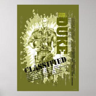 Duque Classified Impresiones