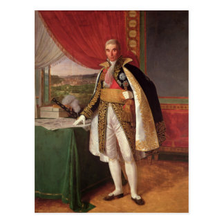 Duque de Andre Massena del mariscal de Rivoli, Postal