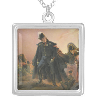 Duque de Angulema en la captura de Trocadero Colgante Cuadrado