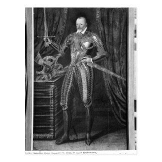 Duque de Enrique I de Montmorency Postal