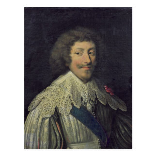 Duque de Enrique II de Montmorency Postales