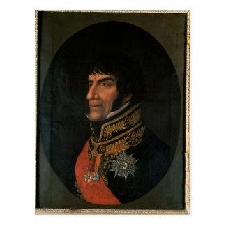 Duque de Francois Lefebvre de Dantzig Tarjetas Postales