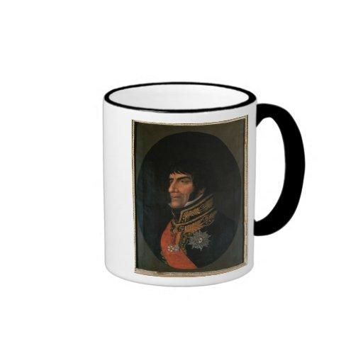 Duque de Francois Lefebvre de Dantzig Taza De Café