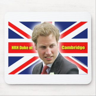 ¡Duque de HRH de Cambridge - atontando! Alfombrilla De Ratón
