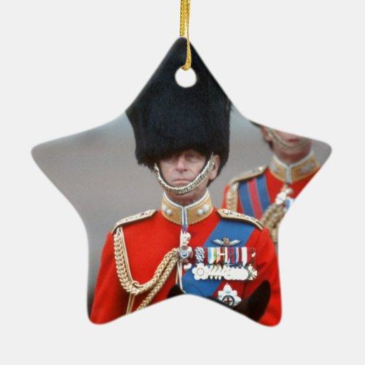Duque de HRH de Edimburgo Adorno De Cerámica En Forma De Estrella