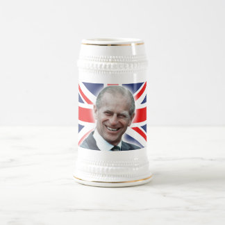 ¡Duque de HRH de Edimburgo - grande! Jarra De Cerveza
