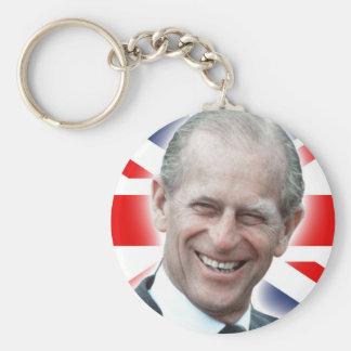 ¡Duque de HRH de Edimburgo - grande! Llavero Personalizado