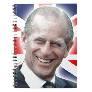 ¡Duque de HRH de Edimburgo - grande! Notebook
