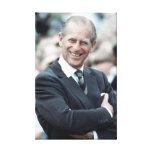 Duque de HRH de Edimburgo Lona Estirada Galerías