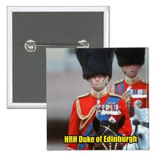 Duque de HRH de Edimburgo Pin
