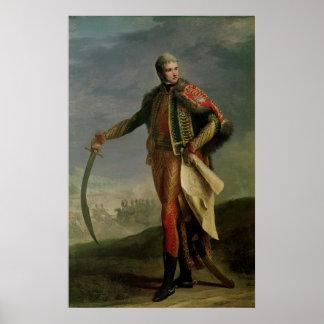 Duque de Jean Lannes de Montebello Póster