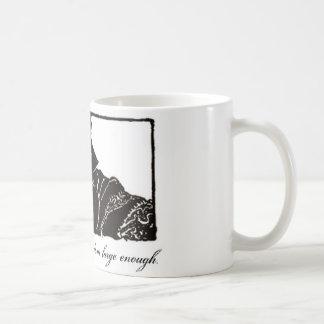 Duque de la biblioteca tazas de café