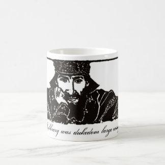 Duque de la biblioteca taza de café