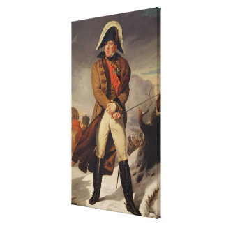 Duque de Michel Ney del mariscal de Elchingen Impresion En Lona