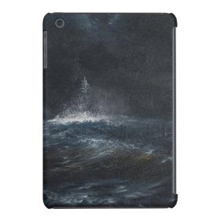 Duque del HMS de York 1943 2014 Fundas De iPad Mini Retina