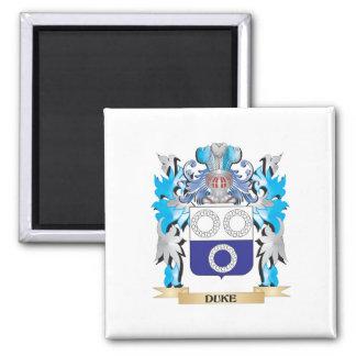 Duque escudo de armas - escudo de la familia imán para frigorífico
