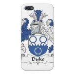 Duque Family Crest iPhone 5 Cárcasas