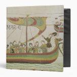 """Duque Guillermo de Normandía cruza el mar Carpeta 1 1/2"""""""