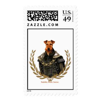 Duque Postage de Tudor de la nobleza de Terrier Franqueo