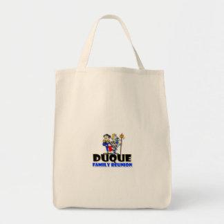 Duque Reunion 2015 Grocery Bag