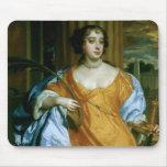 Duquesa de Barbara Villiers de Cleveland Mousepads