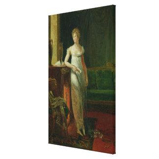 Duquesa de Catherine Worlee de Impresiones En Lona