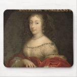 Duquesa de Henrietta Anne de Orleans Tapete De Ratones