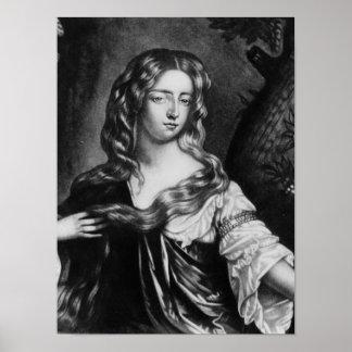 Duquesa de Isabel de Grafton Posters