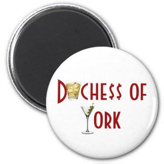 Duquesa de York - amigos en lugares bajos Imán De Frigorifico