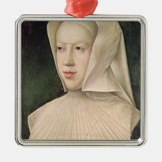 Duquesa del de Habsburgo de la margarita de la col Adornos De Navidad