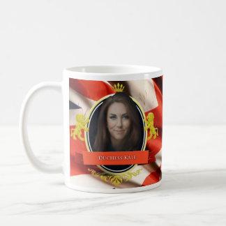 Duquesa Kate Historical Mug Taza