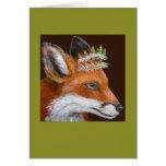 Duquesa la tarjeta del zorro