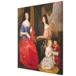 Duquesa La Valliere de Francoise Louise con Impresiones De Lienzo