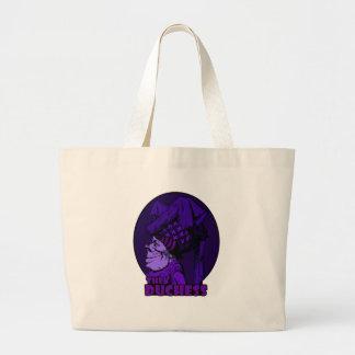 Duquesa Logo Purple Bolsas De Mano