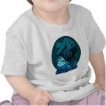 Duquesa Logo Teal Camisetas