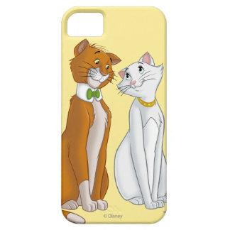 Duquesa y Thomas O'Malley iPhone 5 Carcasa